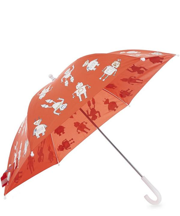 Robot Colour Changing Umbrella
