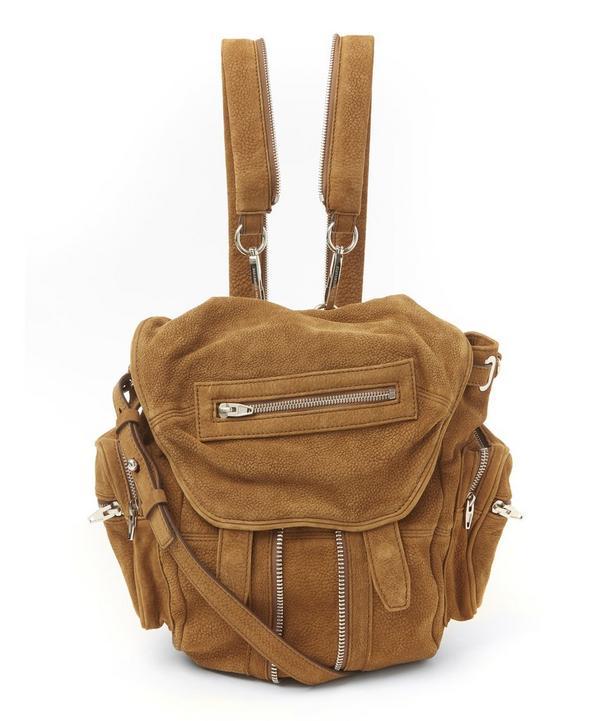 Mini Marti Nut Nubuck Backpack