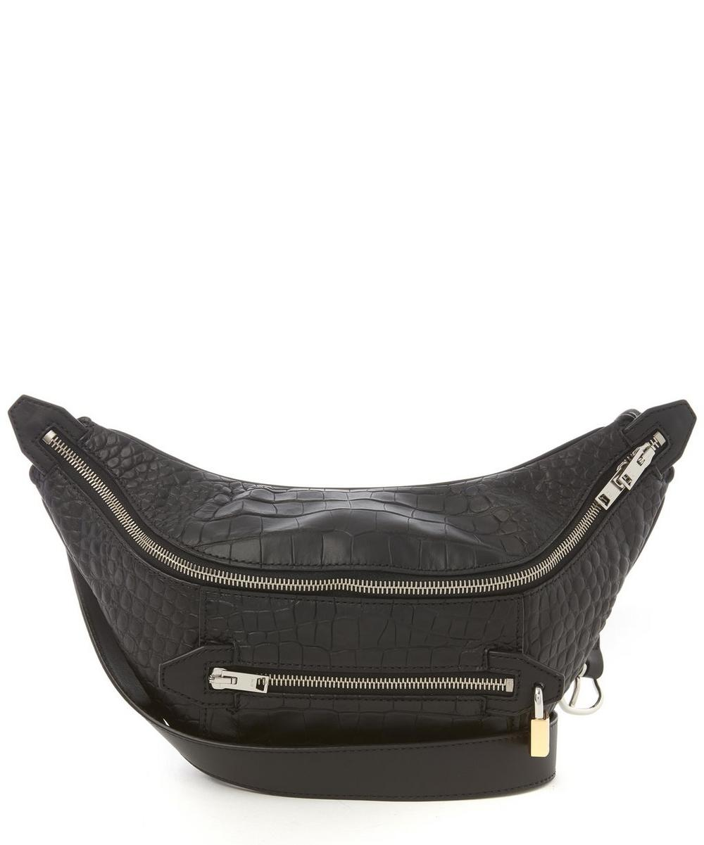 Croc Padlock Bum Bag