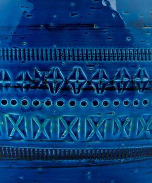 Rimini Blu Sphere Vase