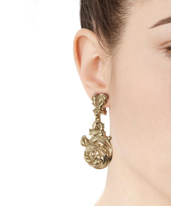 Rococo Swirl Earrings