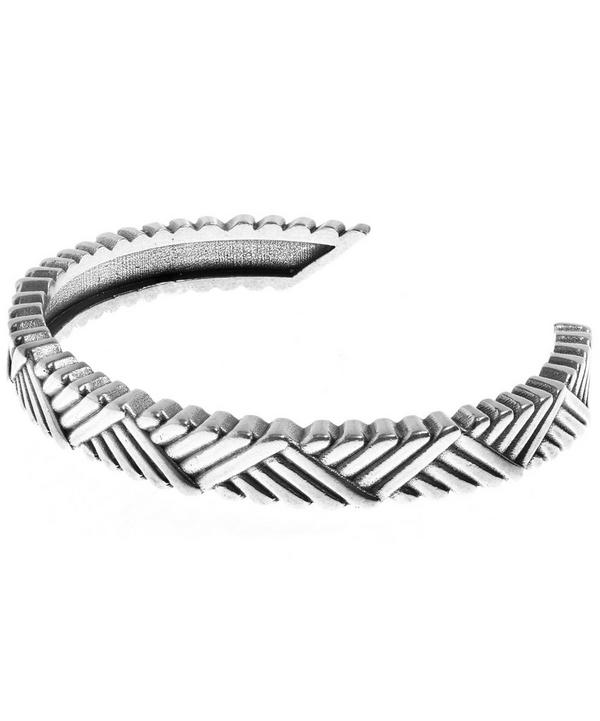 Diagonal Patterned Ben Bangle
