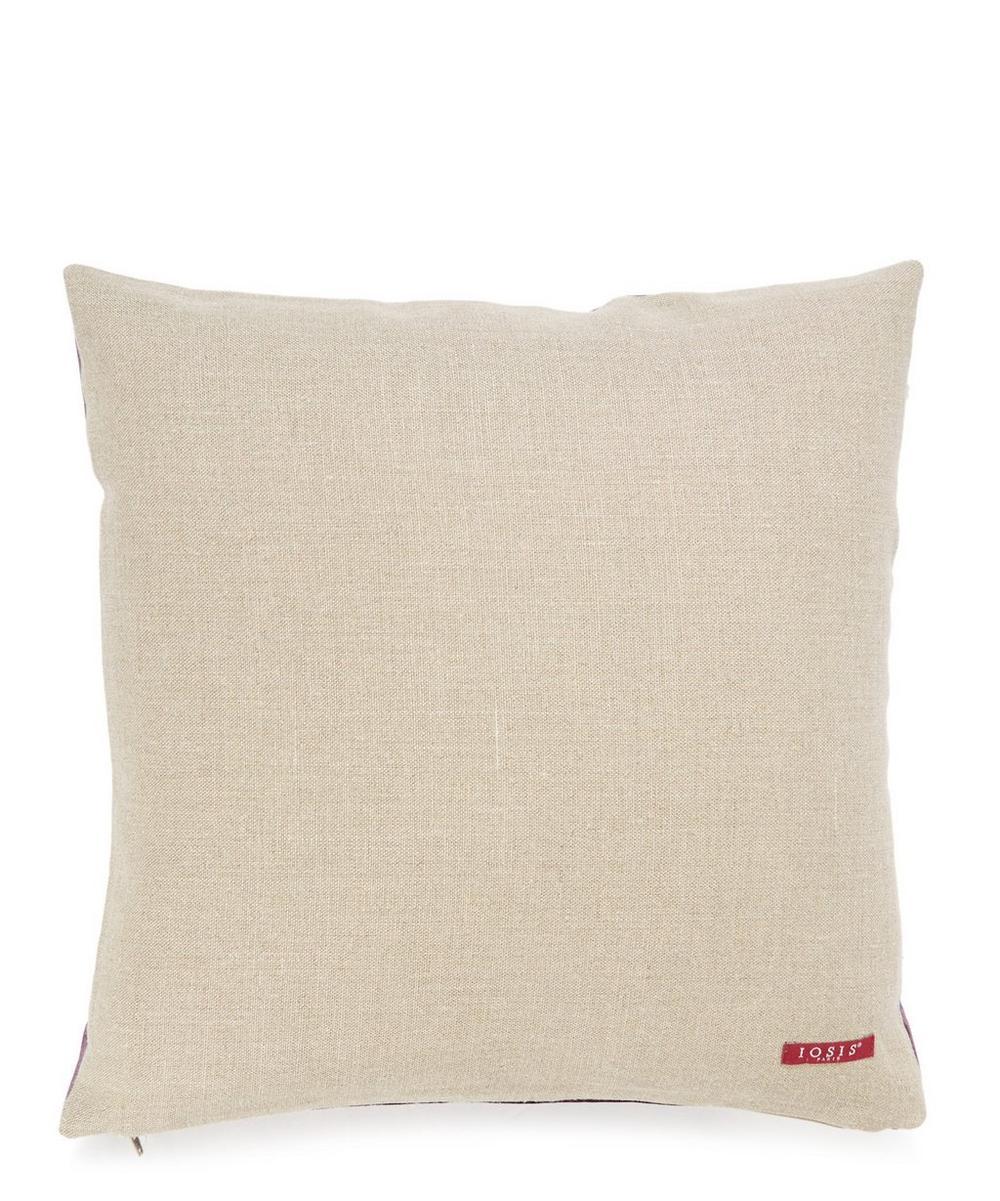 Berlingdot Square Velvet Cushion