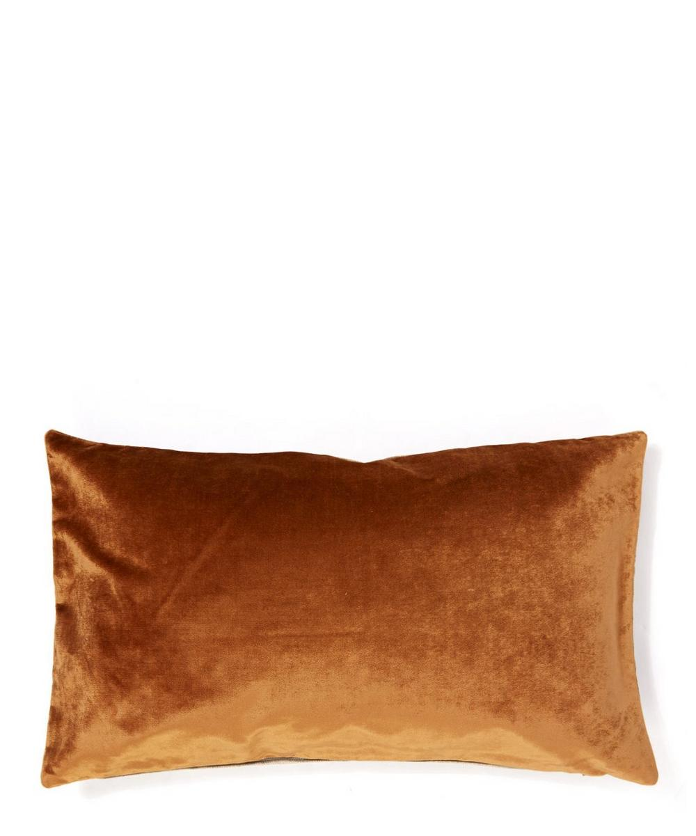 Berlingdot Long Velvet Cushion