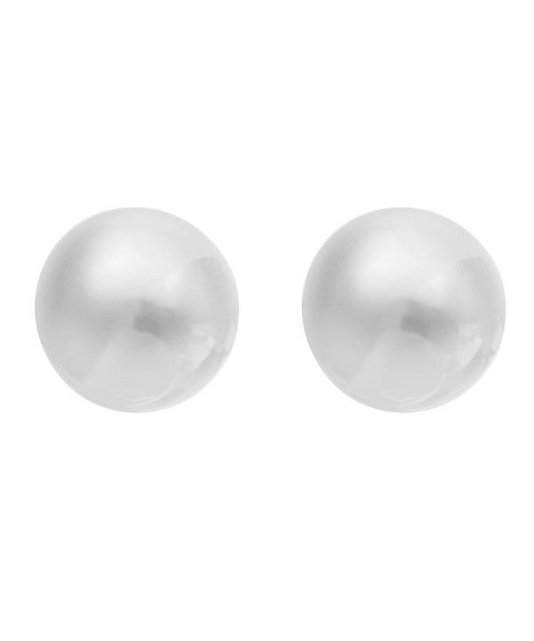 Sphere Stud Earrings