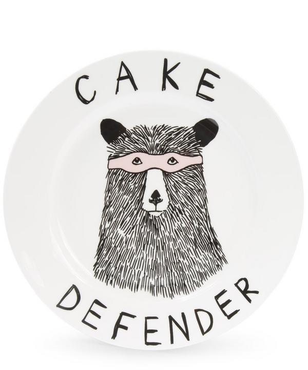Cake Defender Side Plate