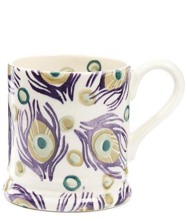 Peacock Half Pint Mug