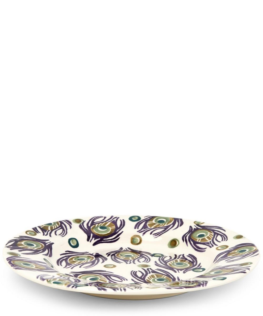 Peacock 8.5 Inch Plate