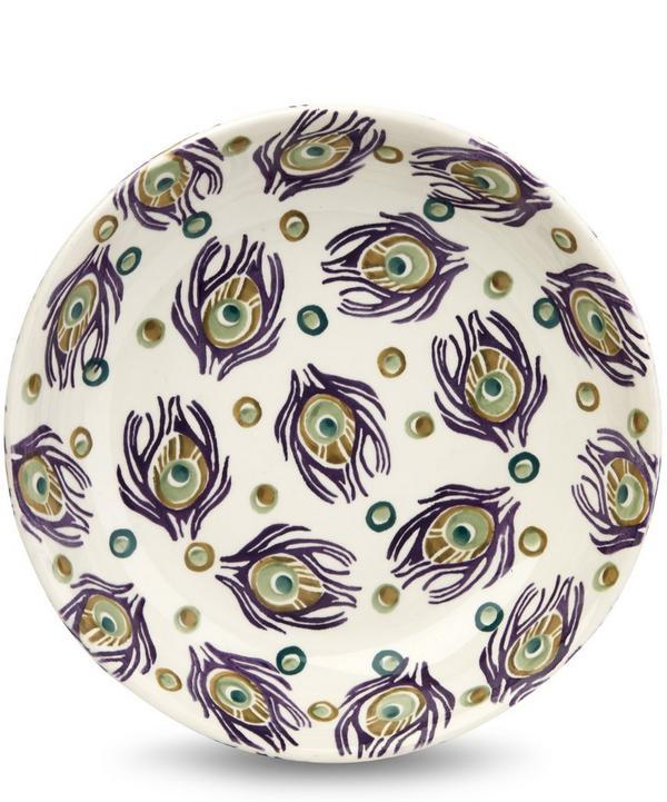 Peacock Pasta Bowl