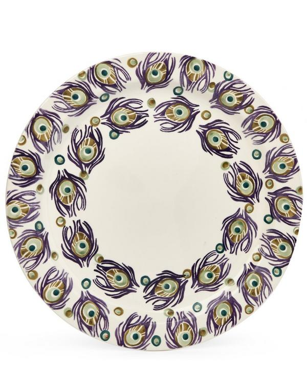 Peacock Cake Plate