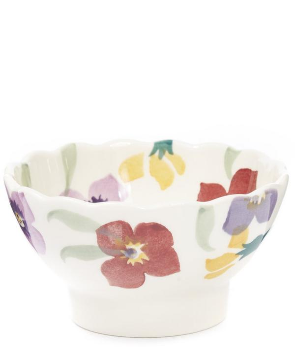 Wallflower Fluted Bowl Set