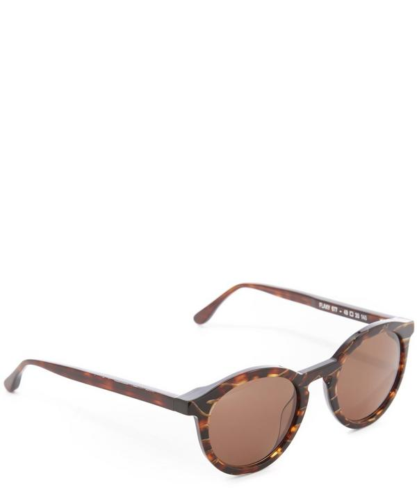 Flaky Tortoise Sunglasses