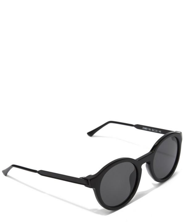 Zomby Round Sunglasses