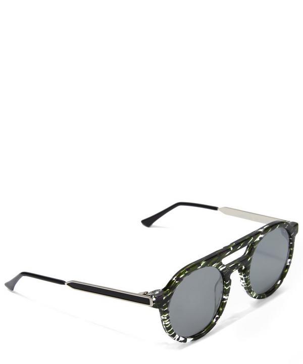 Gravity Round Sunglasses