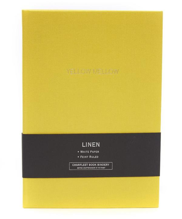Mellow Linen Cover Notebook
