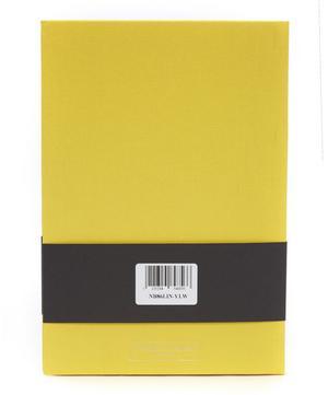 Mellow Linen Cover Notebook