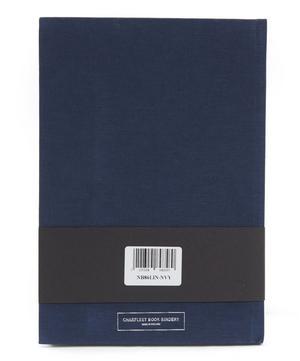 Midnight Feast Linen Cover Notebook