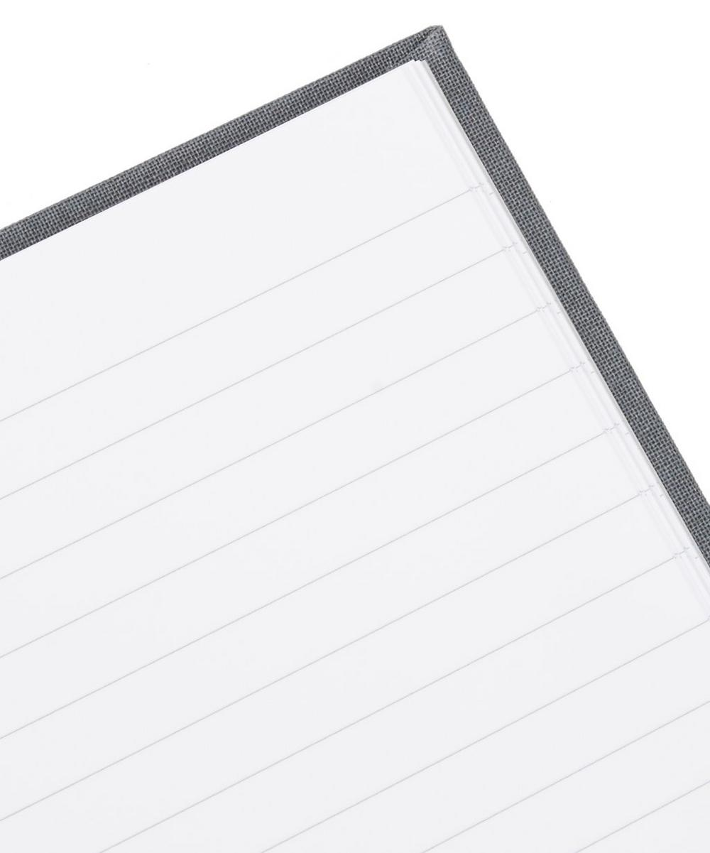 50 Notes in Linen Cover Notebook