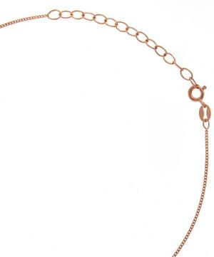 Small Rose-Gold Plated Lobster Claw