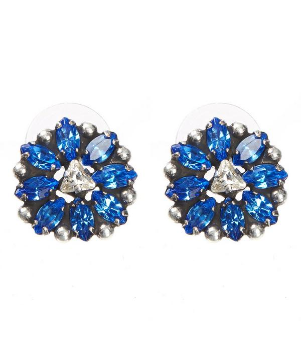 Janus Bright Blue Studs