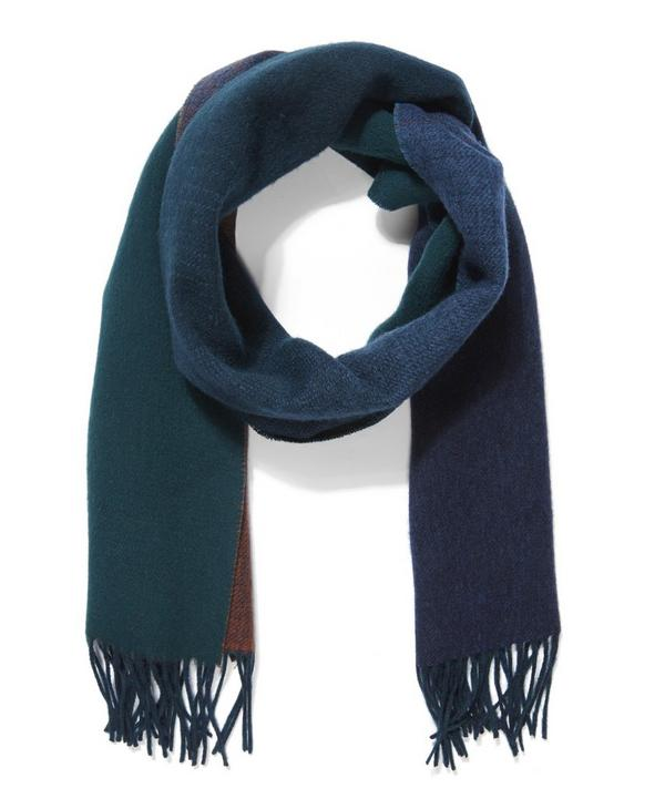 Ombre Reversible Scarf