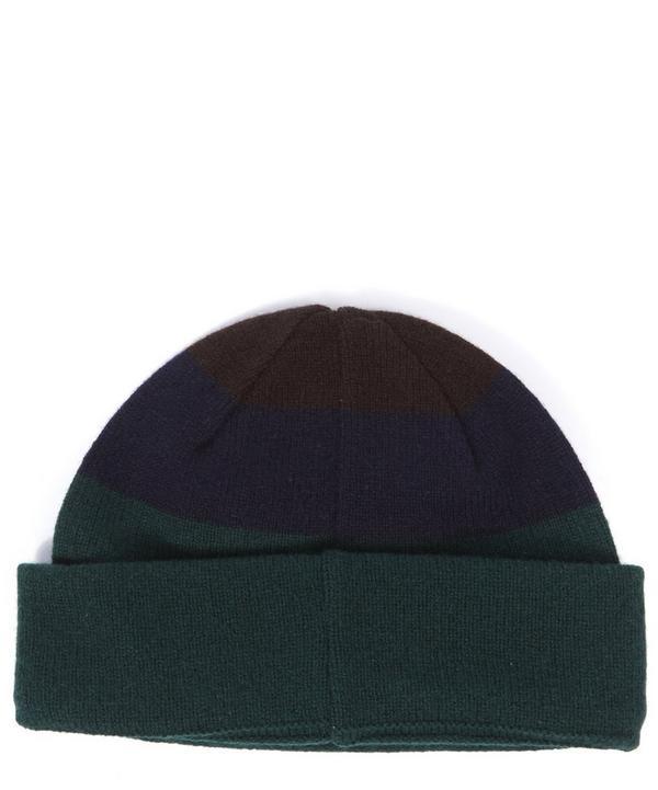 Block Colour Beanie Hat