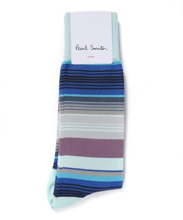 Pastel Stripe Socks
