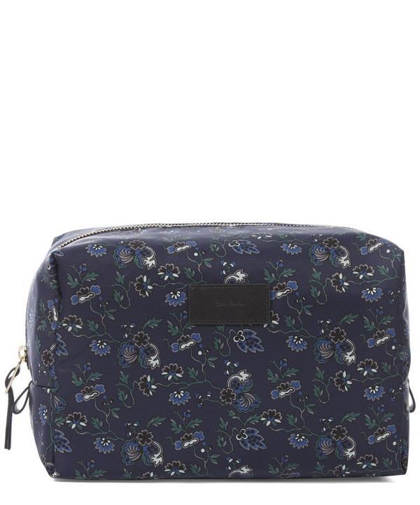 Logan Print Wash Bag