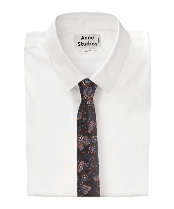 Logan Print Tie