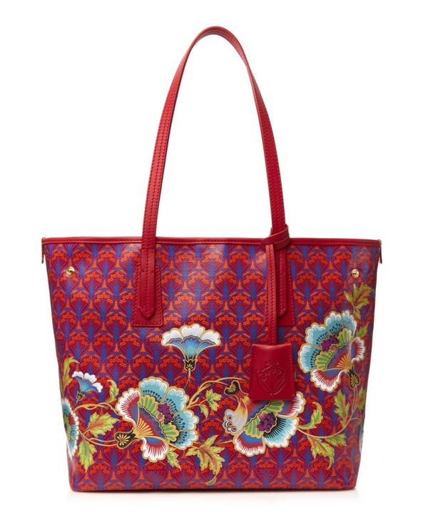 Paradise Iphis Little Marlborough Tote Bag