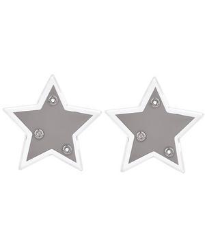 Shooting Stars Clip Earrings