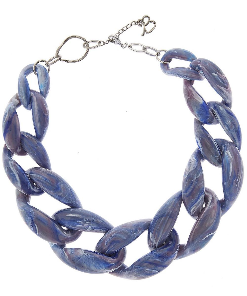 Nate Marble Necklace