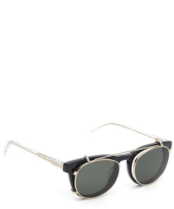 Timeless Clip-On Sunglasses
