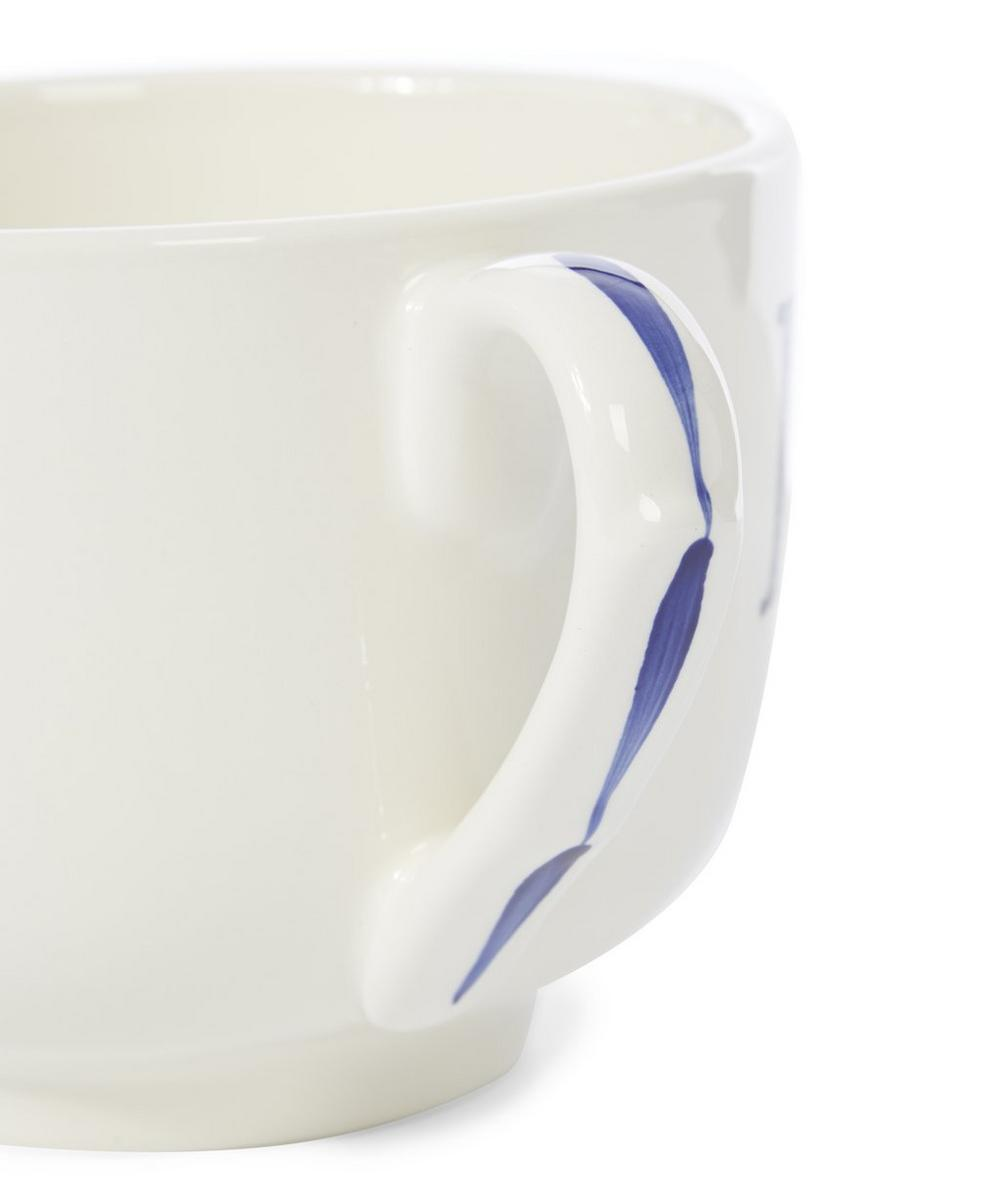Cream Honey Earthenware Cup