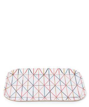 Medium Geometric Classic Tray