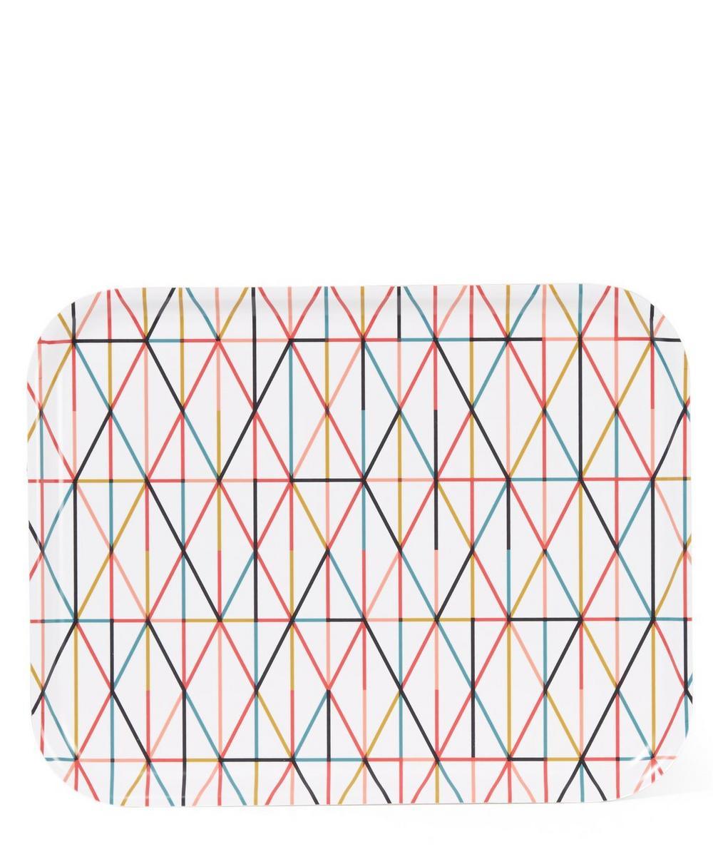 Large Geometric Classic Tray