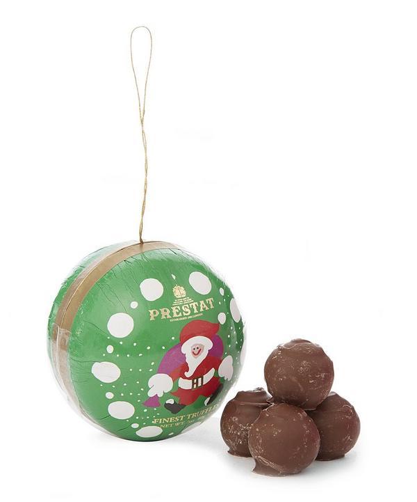 Christmas Milk Choc Truffle