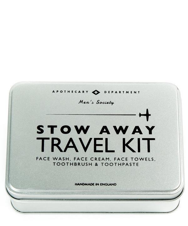 Stow Away Travel Kit