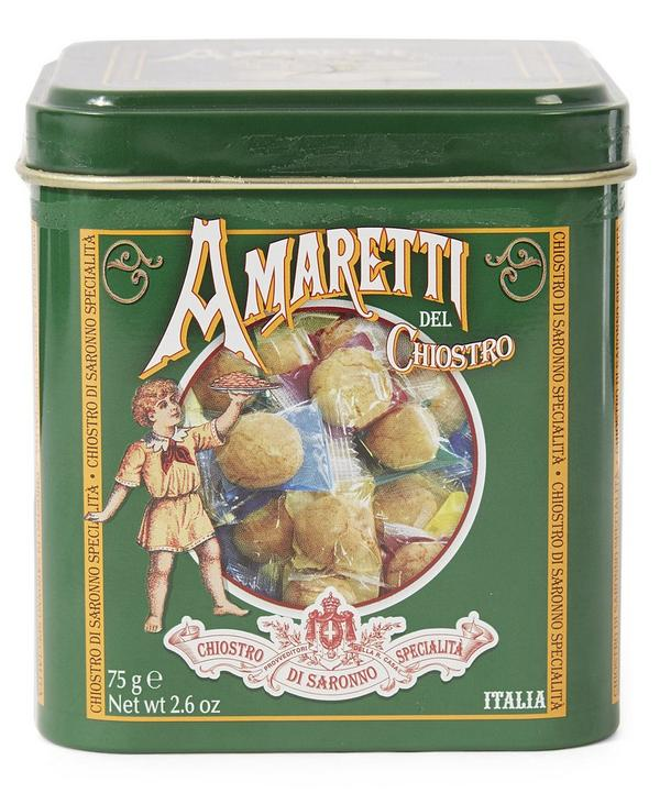 Soft Amaretti Mini Cube Tin