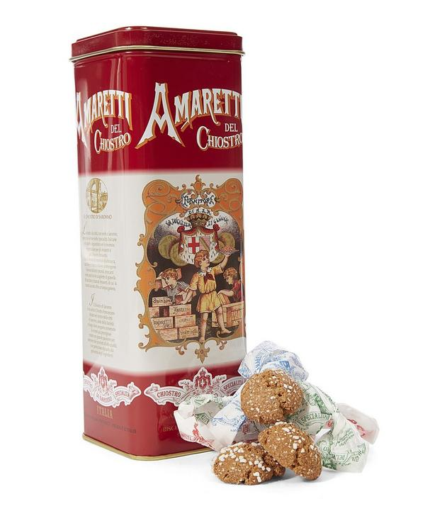 Crunchy Amaretti Tall Tin