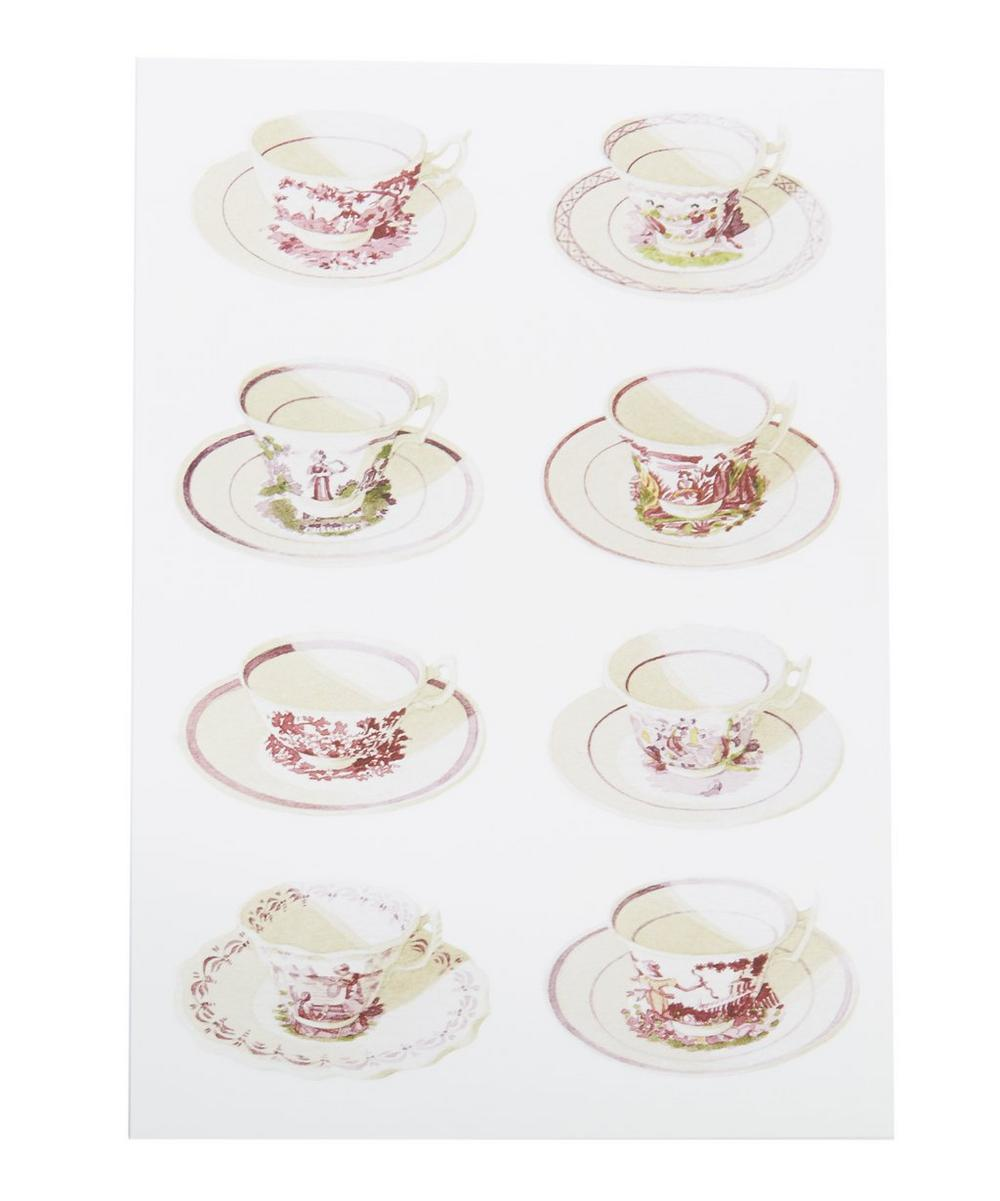 Tea Cup A5 Writing Paper