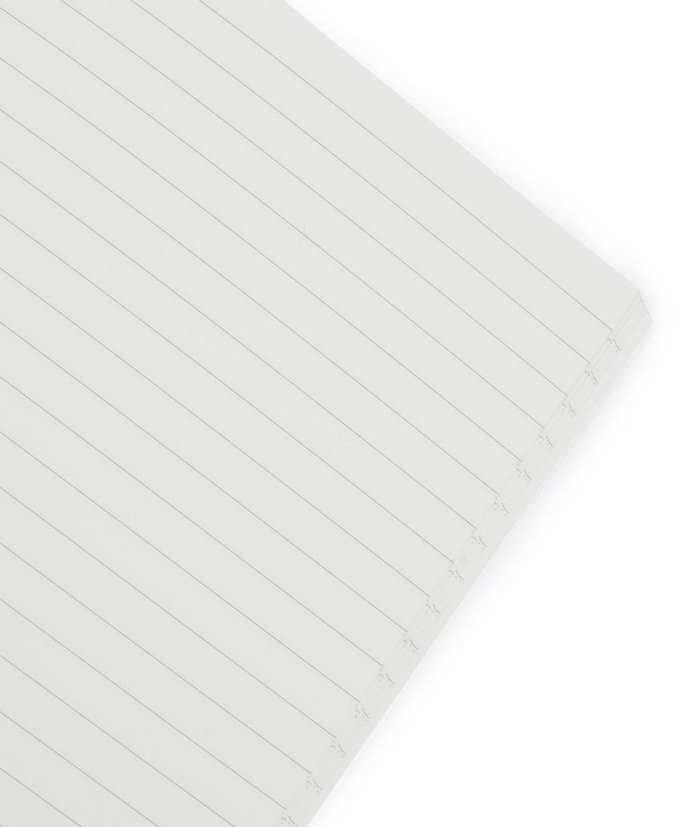Tea Cup A4 Ruled Notebook
