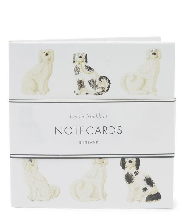 Set of 8 Odd Dogs Notecards and Envelopes