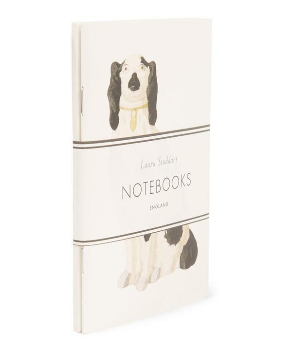 Set of 2 Odd Dogs A6 Notebooks