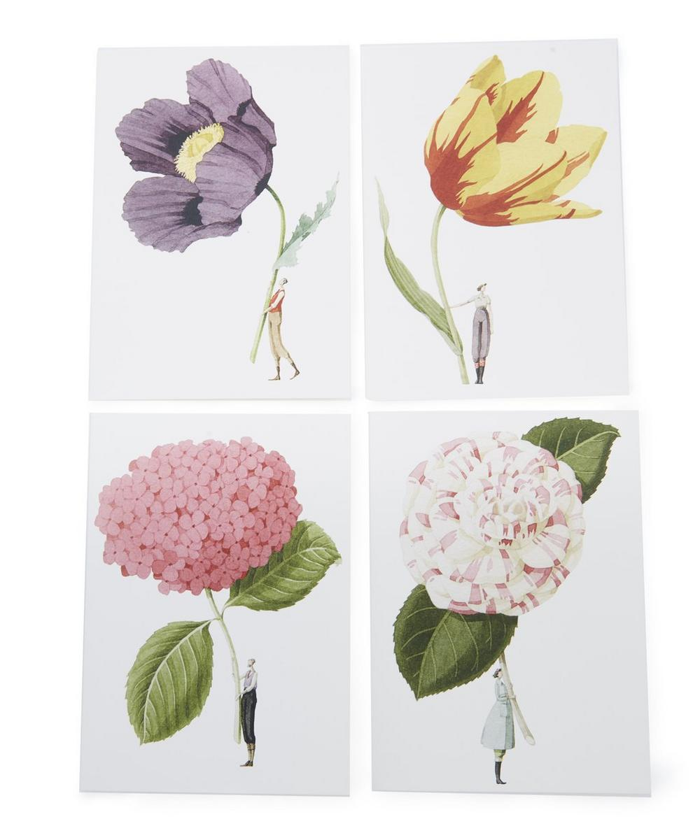 Set of 8 In Bloom Notecards and Envelopes