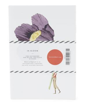 In Bloom Set of 2 A6 Notebooks