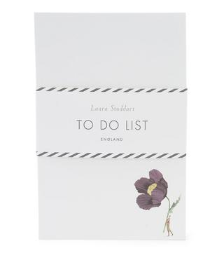 In Bloom To Do List Pad