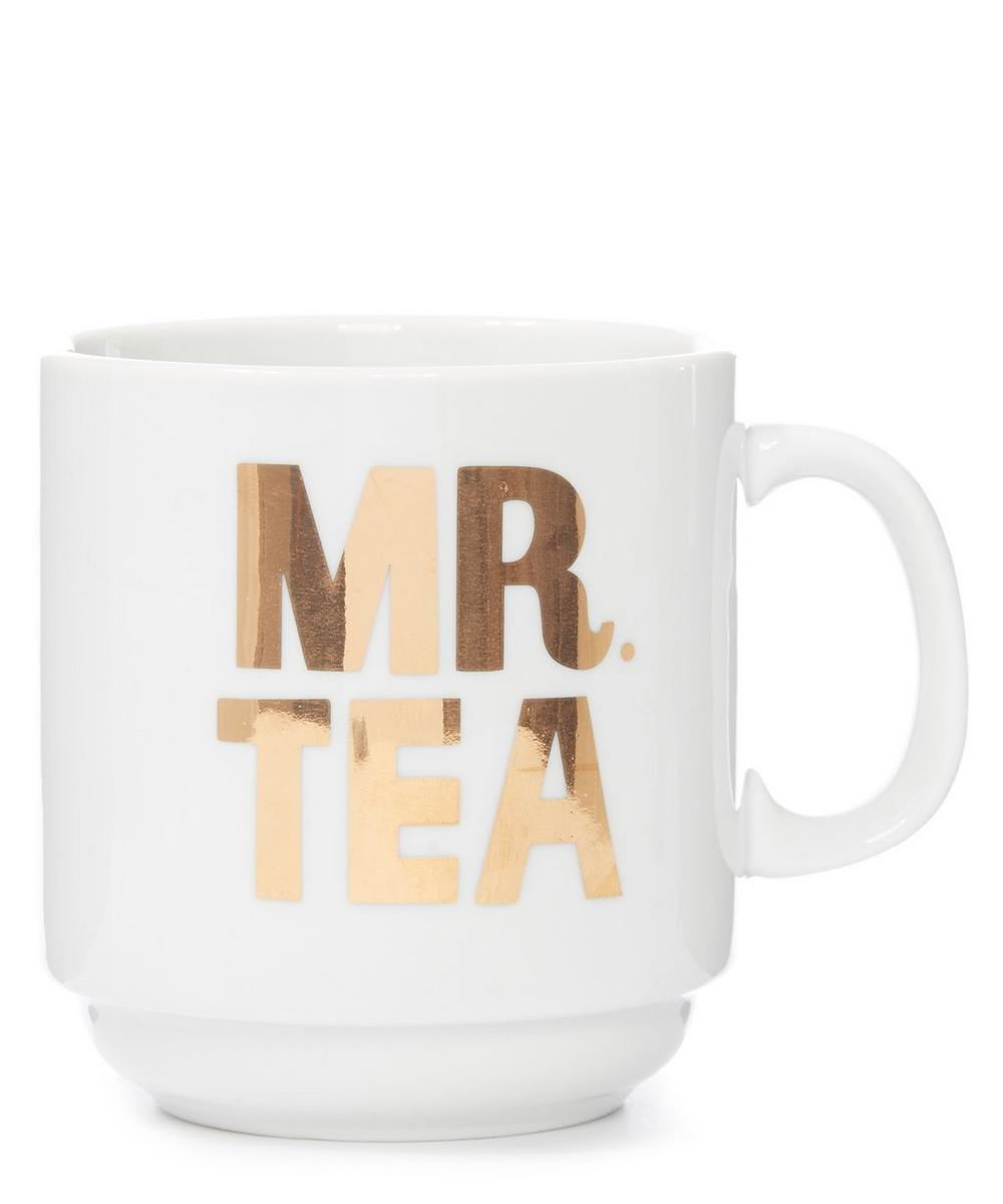 Mr Tea Stackable Mug