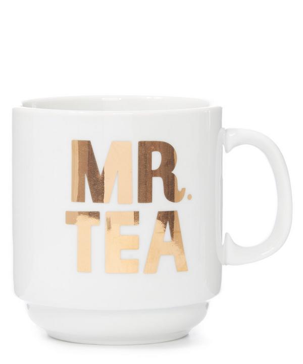 Mr Tea Stackable Mug