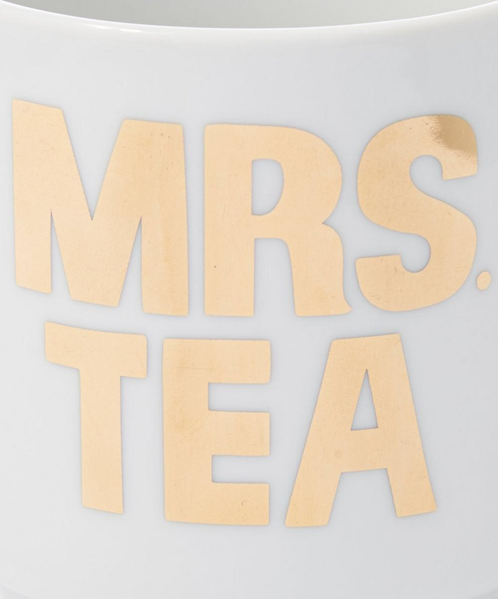 Mrs Tea Stackable Mug
